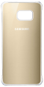 Samsung Galaxy S6 Edge+ Glossy Cover, gold