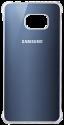 Samsung Galaxy S6 Edge+ Glossy Cover, blau/schwarz