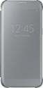 SAMSUNG Clear View Cover EF-ZG930 pour Galaxy S7, argent