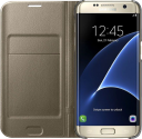 SAMSUNG LED View Cover EF-NG935, per Galaxy S7 edge, oro
