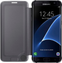 SAMSUNG LED View Cover EF-NG935, per Galaxy S7 edge, nero