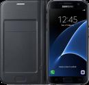 SAMSUNG LED View Cover EF-NG930, für Galaxy S7, schwarz