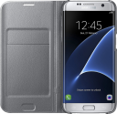 SAMSUNG LED View Cover EF-NG935, per Galaxy S7 edge, argento