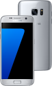 SAMSUNG Galaxy S7 - Android Smartphone - 32GB - argento