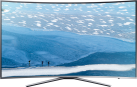 SAMSUNG UE49KU6500UXZG - LCD/LED TV - 49/123 cm - Silber