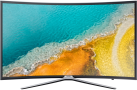 SAMSUNG UE55K6370SUXZG, LCD/LED TV, 55, 800 Hz, Schwarz