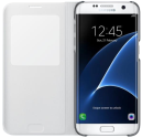 Samsung S View Cover S7 Edge, weiss