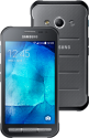SAMSUNG Xcover 3 - Android Smartphone - Display 4.5 / 11.42 cm - nero