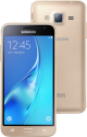 SAMSUNG Galaxy J3 (2016) DUOS - Android Smartphone - 8 GB Speicher - Gold
