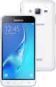 SAMSUNG Galaxy J3 (2016) DUOS - Android Smartphone - 8 GB Speicher - Weiss