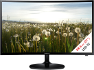 Samsung LV27F390 - Curved TV Monitor - 27/68.6 cm - schwarz