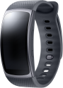 SAMSUNG Gear Fit2, dunkelgrau