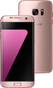 SAMSUNG Galaxy S7 Edge - téléphone intelligent Android - 32 Go, rose