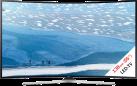 Samsung UE55KU6170UXZG - LCD/LED TV - 55/138 cm - 4K UHD - schwarz/silber