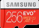 Samsung EVO Plus - micro SDXC Memory Card - 256 GB