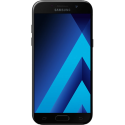 SAMSUNG Galaxy A5 (2017) - Android Smartphone - 5.2 - 32 GB - Schwarz