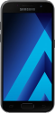 SAMSUNG Galaxy A3 (2017) - Android Smartphone - 16GB - Schwarz