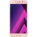 SAMSUNG Galaxy A5 (2017) - Android Smartphone - 5.2 - 32 GB - Pink