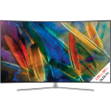 SAMSUNG QE55Q7C - TV QLED - 55 - 4K - HDR - Smart TV - Noir/argent