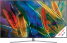 Samsung QE49Q7FAMTXZG - LCD/LED-TV - QLED-Display 49 (123 cm) - Nero/Argento