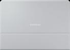 SAMSUNG EJ-FT820 - Book Cover Keyboard - Für Galaxy Tab S3 - Grau
