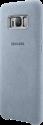 SAMSUNG EF - Alcantara Cover S8 PLUS - Mint