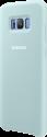 SAMSUNG Silicone Cover S8 PLUS - Blu