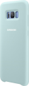 SAMSUNG Silicone Cover S8 PLUS - Bleu