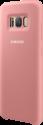 SAMSUNG - Silicone Cover - Rosa
