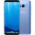SAMSUNG Galaxy S8+ - Android Smartphone - 64 GB - Coral Blue