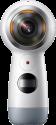 Samsung Gear 360 (2017) - 360° caméra de poche - Vidéos en 4K - Blanc
