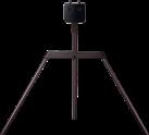 SAMSUNG VG-STSM11B - TV Standfuss - Für Q 55 / Q 65 und The Frame - Braun