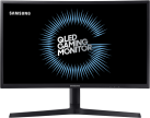 SAMSUNG LC24FG73FQUXEN - Curved Gaming Monitor - 24 / 59 cm - Schwarz