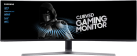 SAMSUNG LC49HG90 - Curved Gaming Monitor - 49 / 123 cm - Nero
