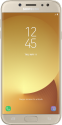 SAMSUNG Galaxy J7 (2017) DUOS - Android Smartphone - 16 GB Speicher - Gold