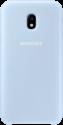 SAMSUNG Dual Layer Cover - Pour Galaxy J3 (2017) - Bleu