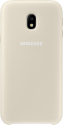 SAMSUNG Dual Layer Cover - Pour Galaxy J3 (2017) - Or