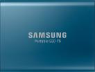 Samsung Portable SSD T5 - Portable SSD - 250 GB - Blu