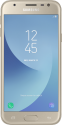 SAMSUNG Galaxy J3 (2017) DUOS - Android Smartphone - 16 GB Speicher - Gold