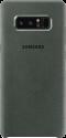 SAMSUNG Alcantara Cover - Per Samsung Galaxy Note 8 - Khaki