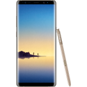 Samsung Galaxy Note8 - Android Smartphone - 6.3 - 64 GB - Dual SIM - Maple Gold