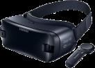 SAMSUNG - VR Headset + Controller - Für Smartphone - Schwarz