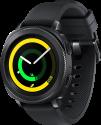 SAMSUNG Gear Sport - Smartwatch - Mit integriertem GPS - Schwarz