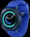 SAMSUNG Gear Sport - Smartwatch - Mit integriertem GPS - Blau