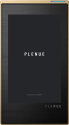 COWON PLENUE P1, gold