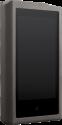 COWON Leder-Schutztasche - für Plenue M2 - grau