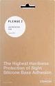 COWON Feuille de protection écran - Pour l'écran de Cowon Plenue 2 - Transparente