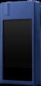 Étui de protection en cuir COWON - Pour Cowon Plenue J - Bleu