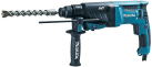 Makita HR2631F - Marteau rotatif - 800 W - Vert