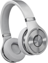 Pioneer SE-MX9 - Superior Club Sound On-Ear Kopfhörer - 50 mm-Treiber - Silber